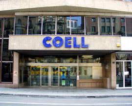 Façana La COELL